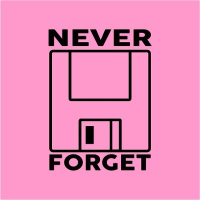 Never Forget 1 Light Pink
