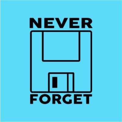 Never Forget 1 Sky Blue