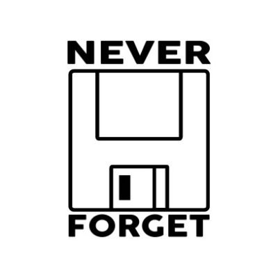 Never Forget 1 White