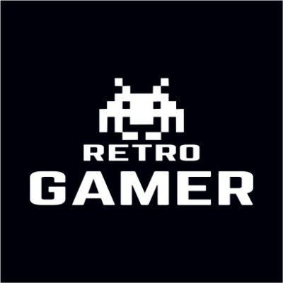 Retro Gamer Black