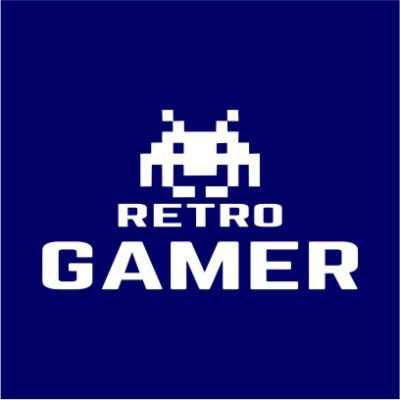 Retro Gamer Navy