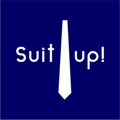 Suit Up Navy