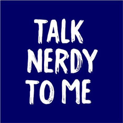 Talk Nerdy To Me Navy