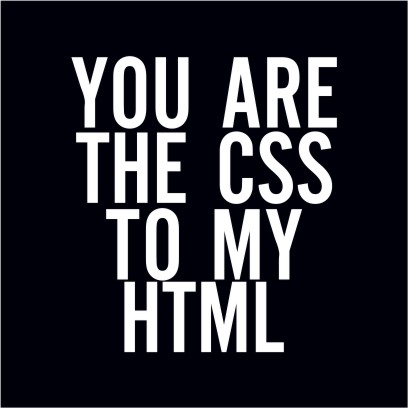 The CSS To My HTML Black