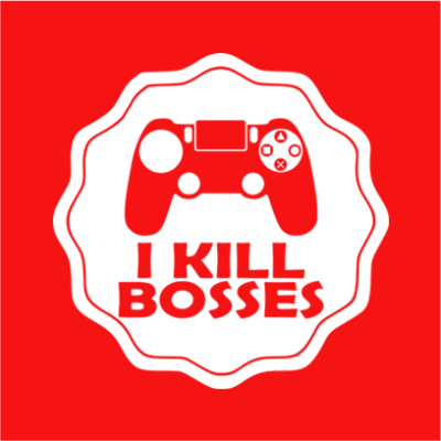 i kill bosses red square