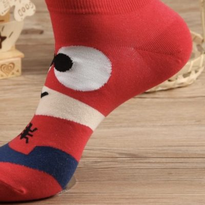 spiderman socks 01