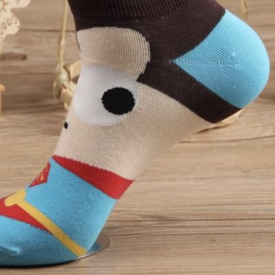 superman socks 01