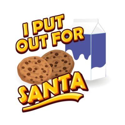 i put put for santa white