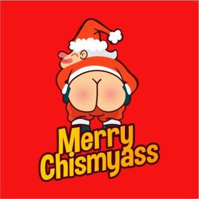 merry chissmyass red