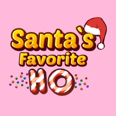 santas favorite ho light pink
