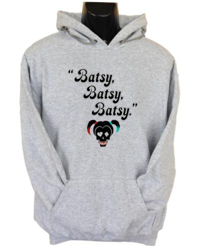 Batsy Grey Hoodie