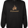 Be Grounded Black Hoodie