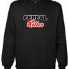 Cereal Killer Black Hoodie