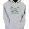 Forget Lab Safety Grey Hoodie