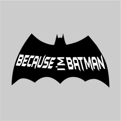 because i_m batman grey square