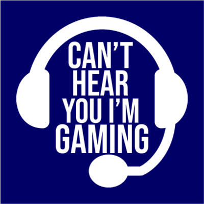 can_t hear you gaming blue square