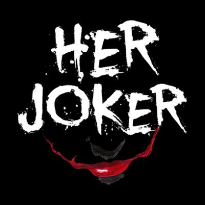 her joker black square