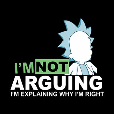 not arguing black square