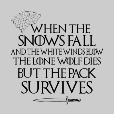 pack survives grey square