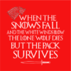 pack survives red square