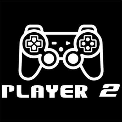 player 2 black square
