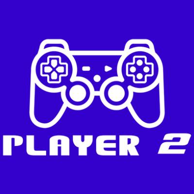 player 2 blue square