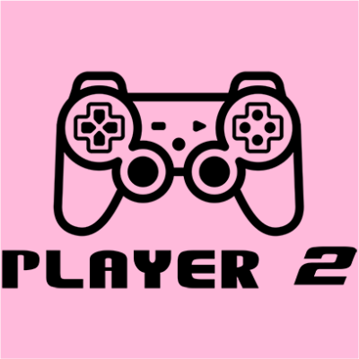 player 2 pink square