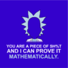prove it mathematically blue square