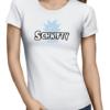 schwifty ladies tshirt white