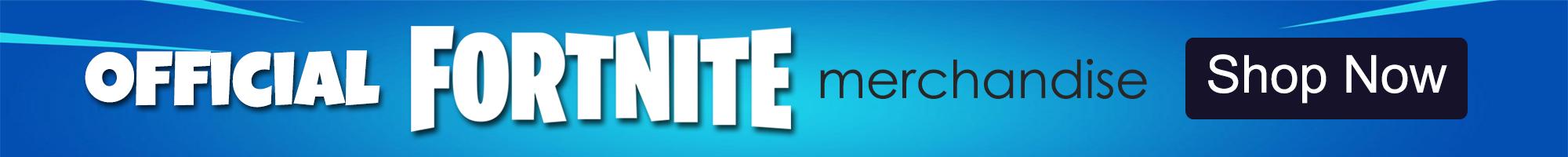 Fortnite banner static