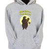 One Batch Two Batch Grey Hoodie