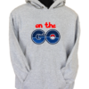 Pokemon On The Go Grey Hoodie