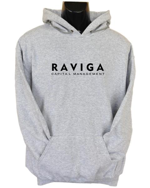 Raviga Grey Hoodie