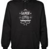The Mega Gamer Black Hoodie