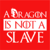 dragon is not a slave red square