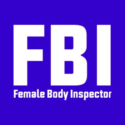fbi blue square