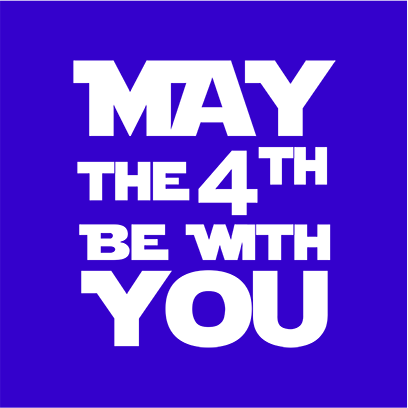 may the 4th blue square
