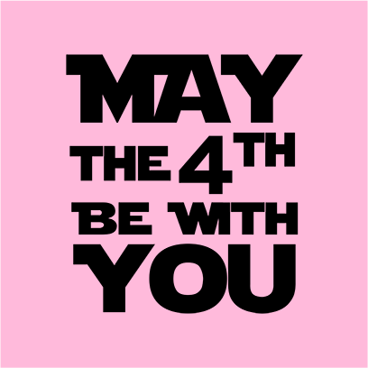 may the 4th pink square