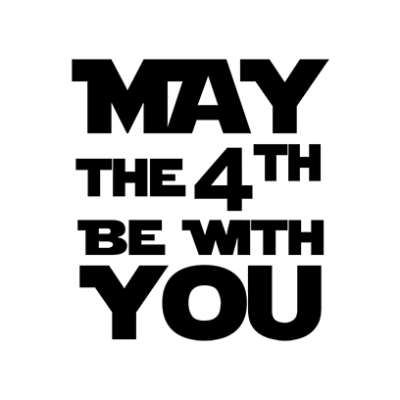 may the 4th white square