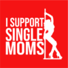 support single moms red square