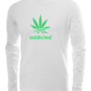 addicted long sleeve white