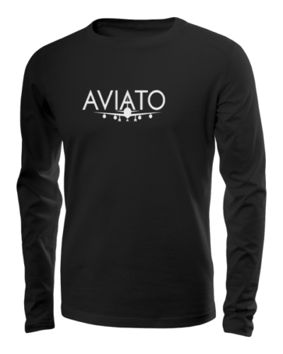 aviato long sleeve black