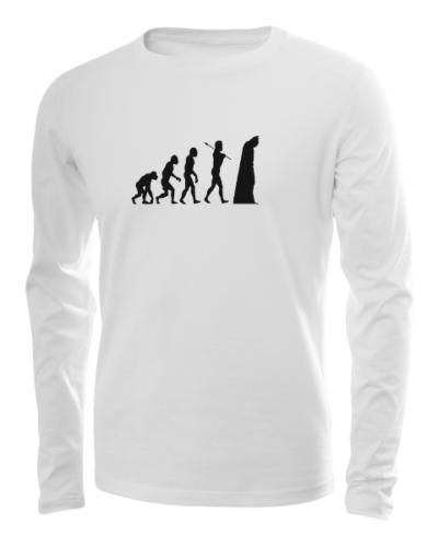 batman evolution long sleeve white