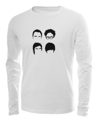 bbt cast long sleeve white