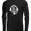 cant hear you gaming long sleeve black