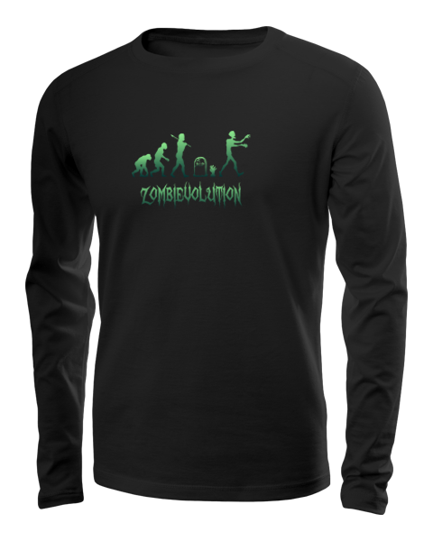 zombievolution long sleeve black
