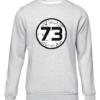 73 bbt grey sweater