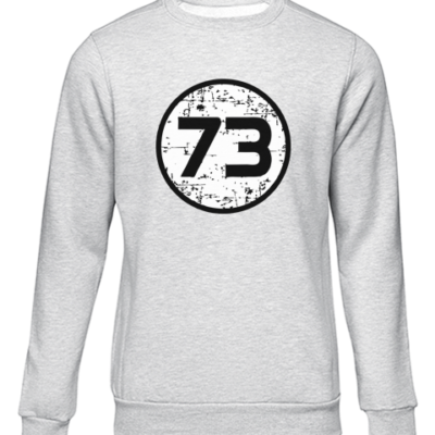 73 bbt grey sweater