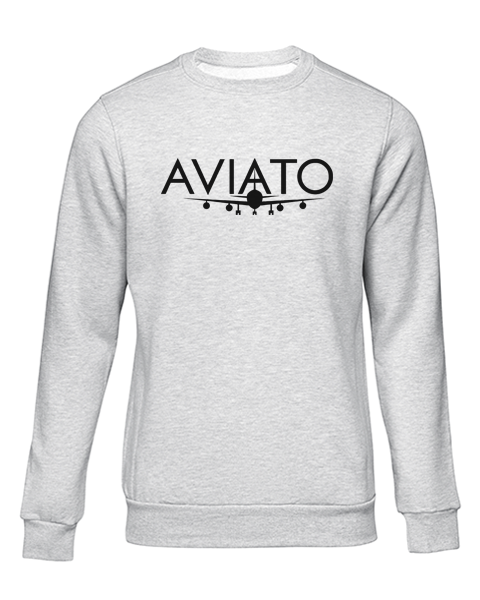 aviato grey sweater