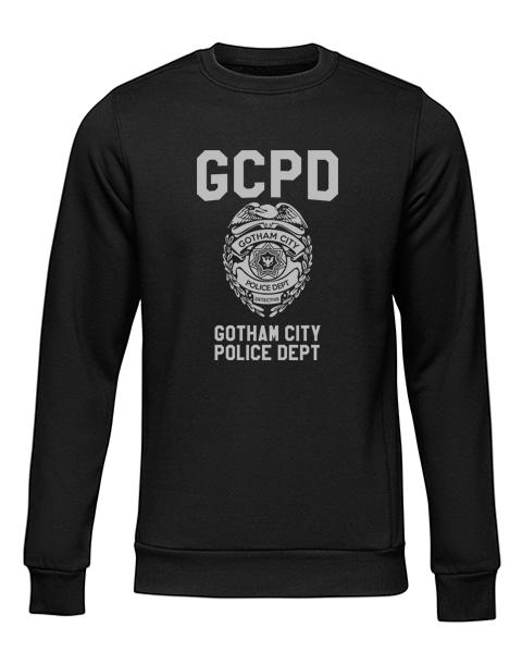 gcpd black sweater